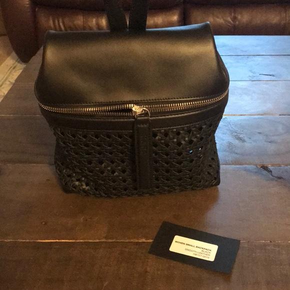 fed25efa0 kara Bags | Black Leather Backpack | Poshmark